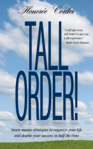 Tall Order Front Cover